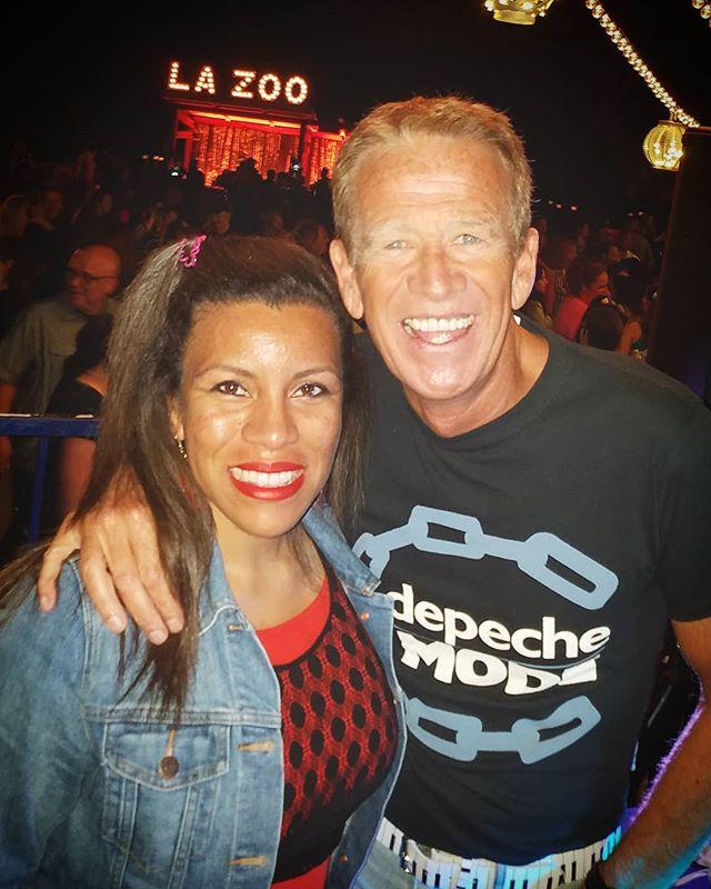 Laila & Richard Blade