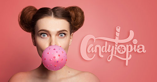 Picture by:  Candytopia