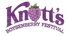 A Month Long of Boysenberry Goodness at Knott's Berry Farm