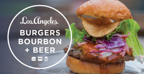Burgers, Bourboun, and Beer, Oh My!