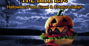 The Bite LA: Halloween Food Crawl and Creature Safari