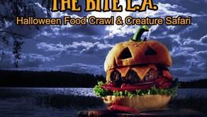 The Bite LA: Halloween Food Crawl and Creature Safari