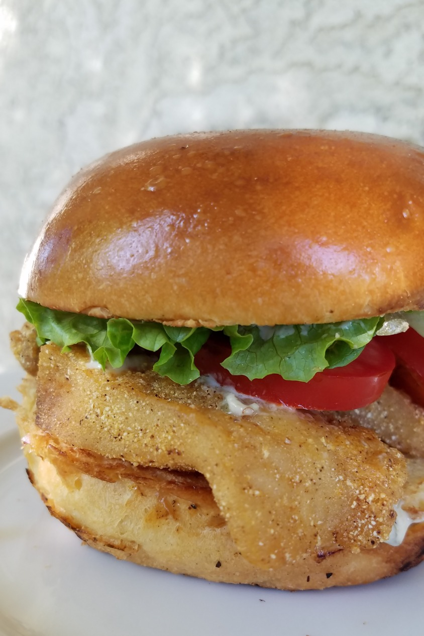 Po-boy Burger