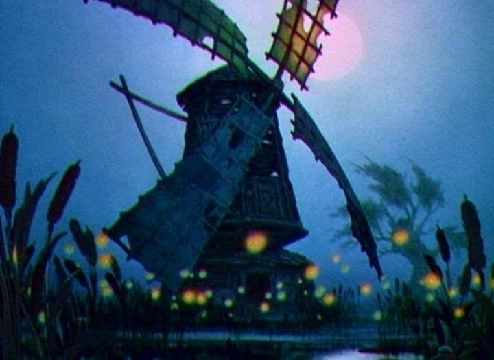 Disney Image: The Old Mill