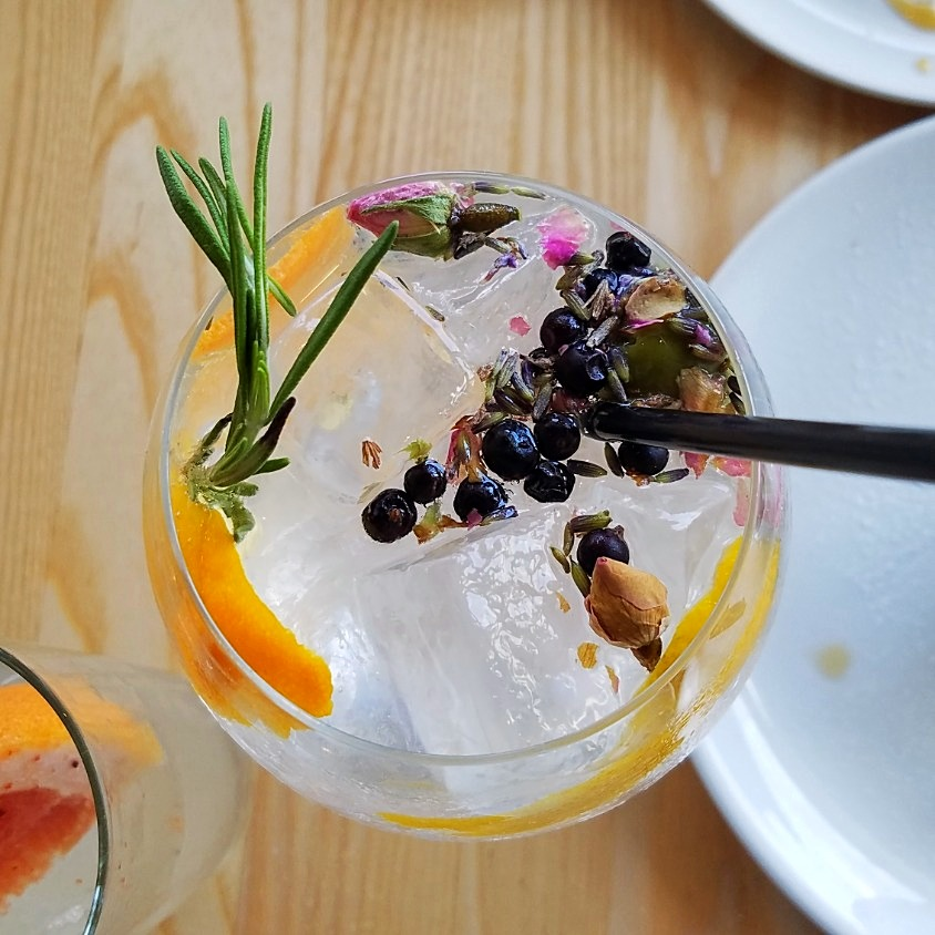 Gin & Tonic on Tap