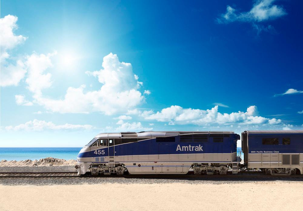 photo: The Amtrak®  Pacific Surfliner®