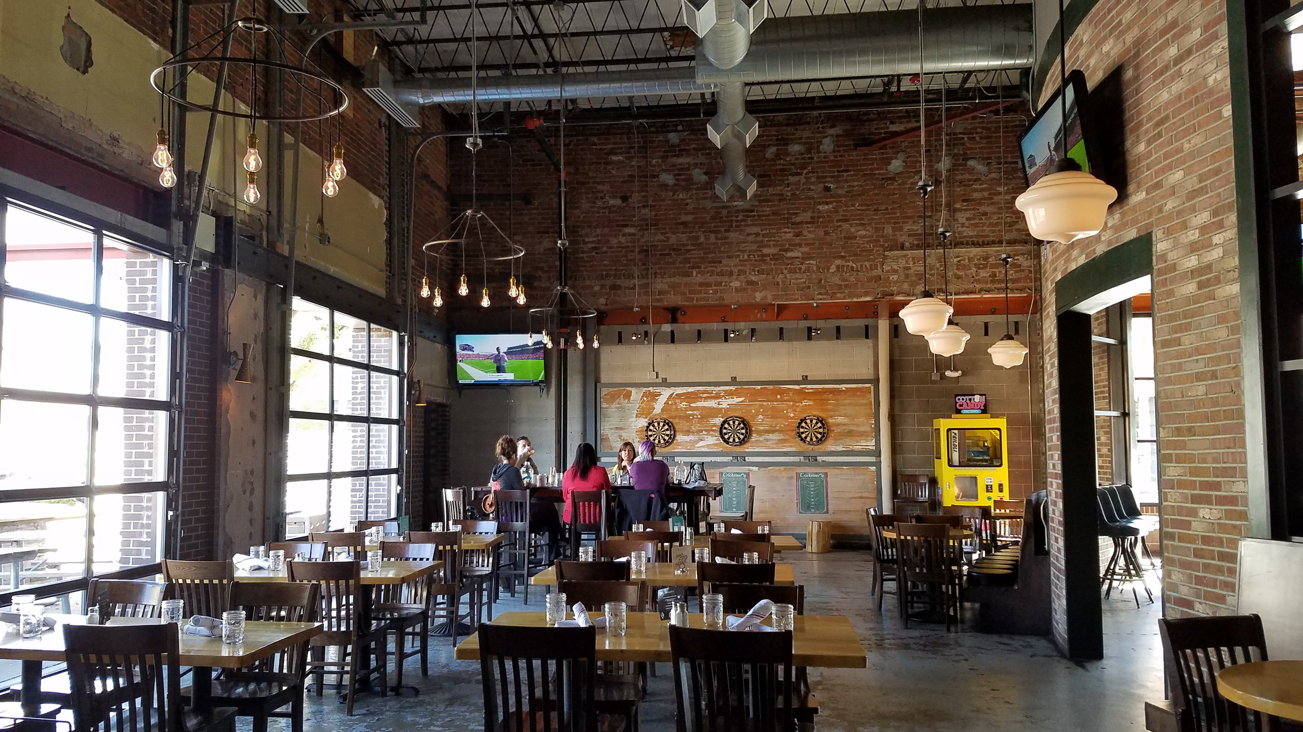 Dining area or private event area