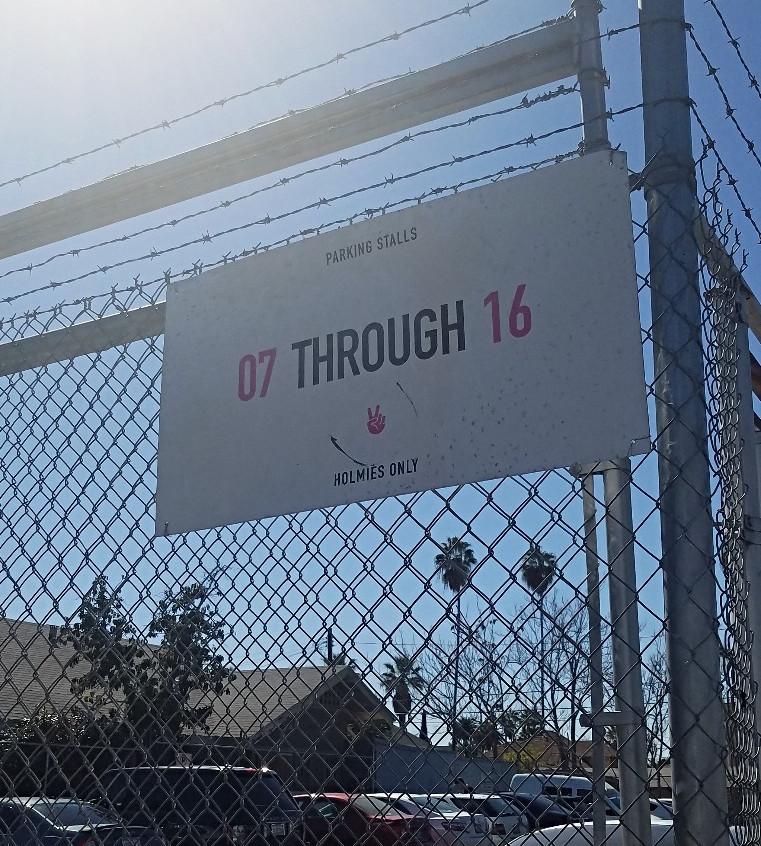 7-16 reserved at Mr. Holmes LA