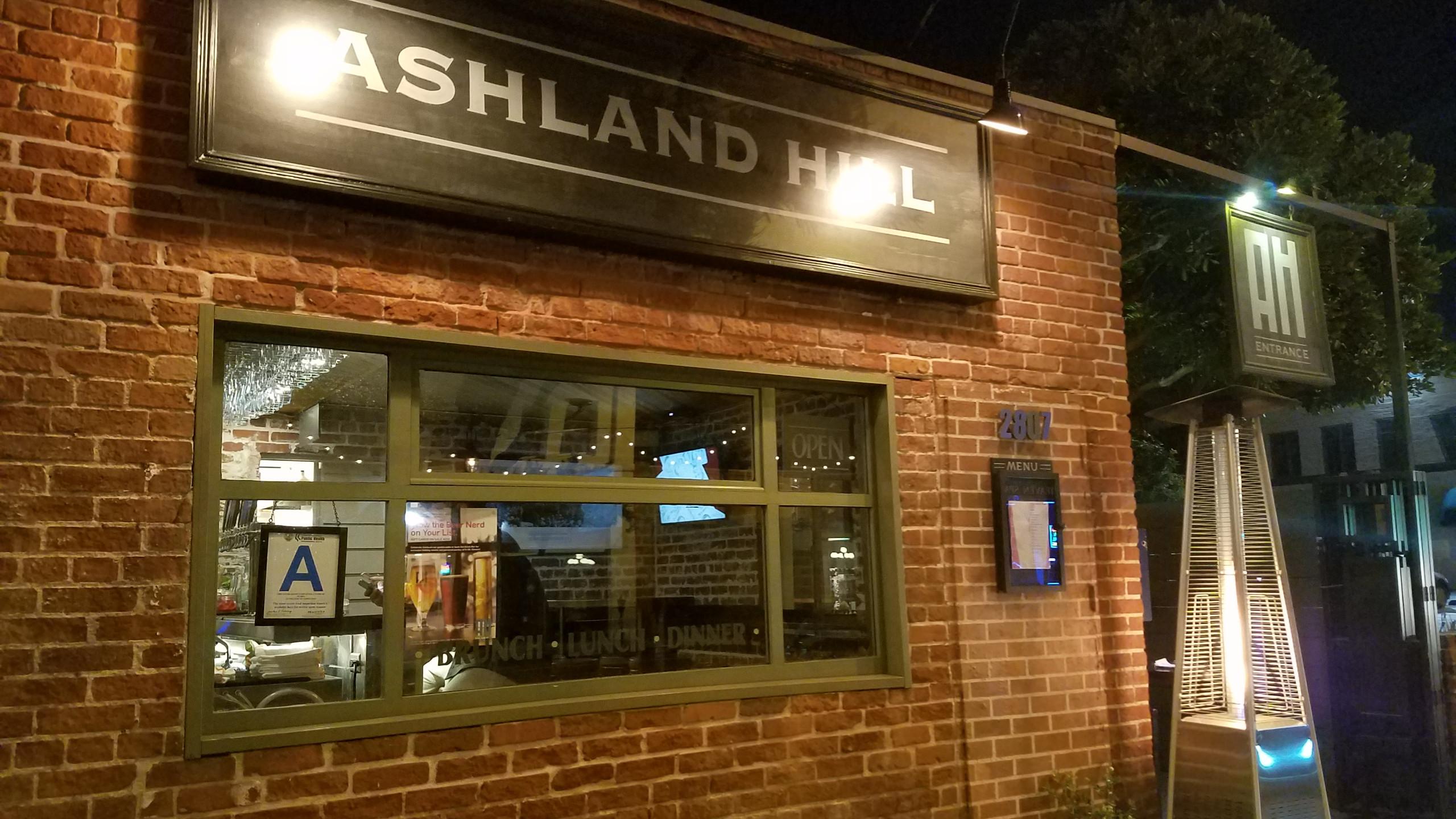 Ashland Hill