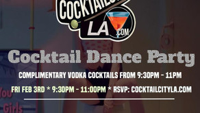 Free Cocktail Dance Party