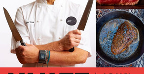 Chef John Tesar Book Signing