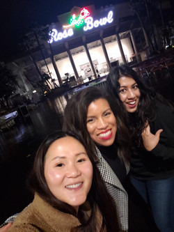 Christine, Laila & Tanaya