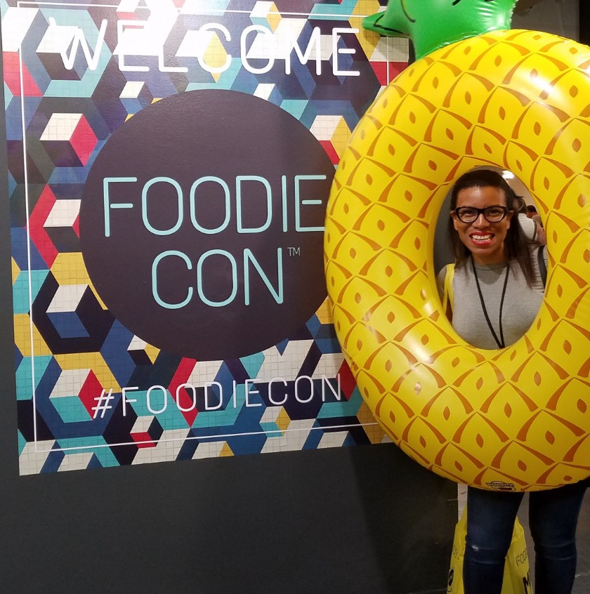 intro to Foodie Con