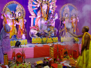 Memories of 2018 Shri Shri Durga Puja
