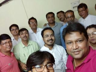 General meeting held on 8th July