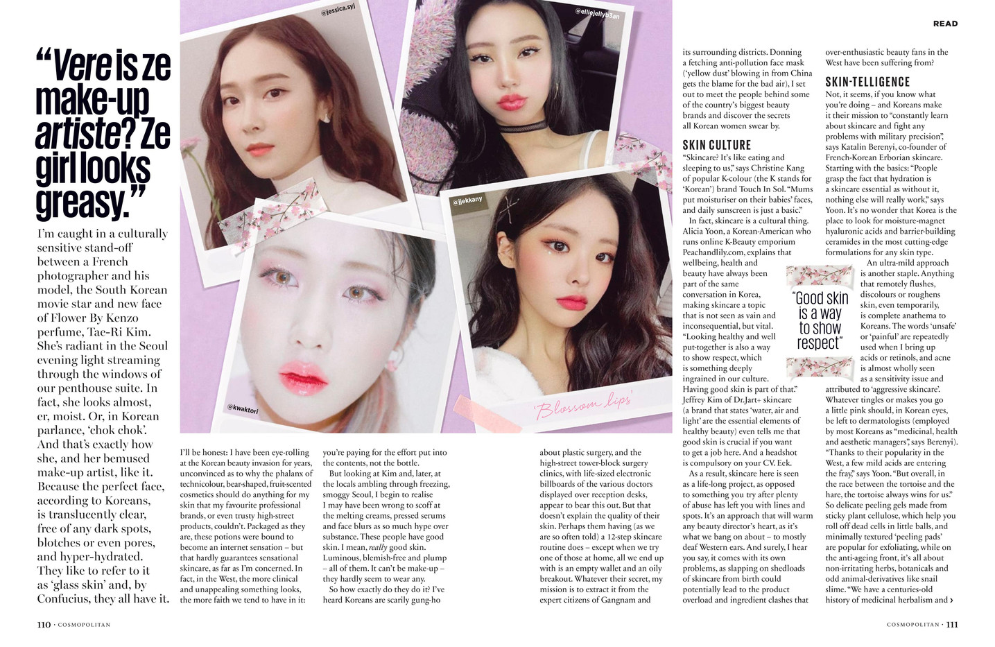 Keeping up with the Koreans – Cosmopolitan