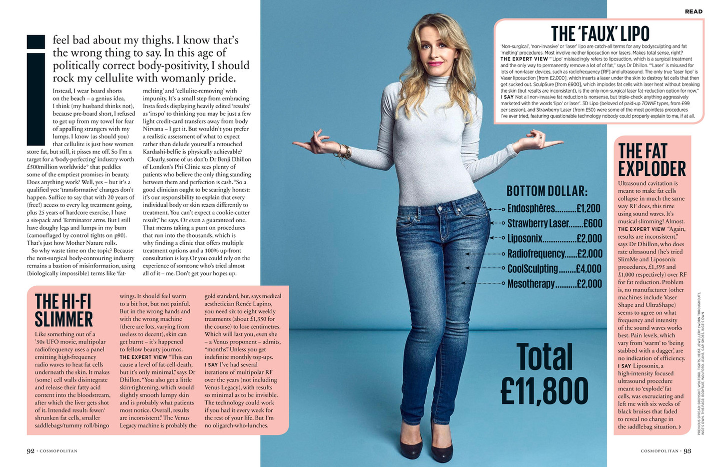 This bottom cost £12,000 – Cosmopolitan