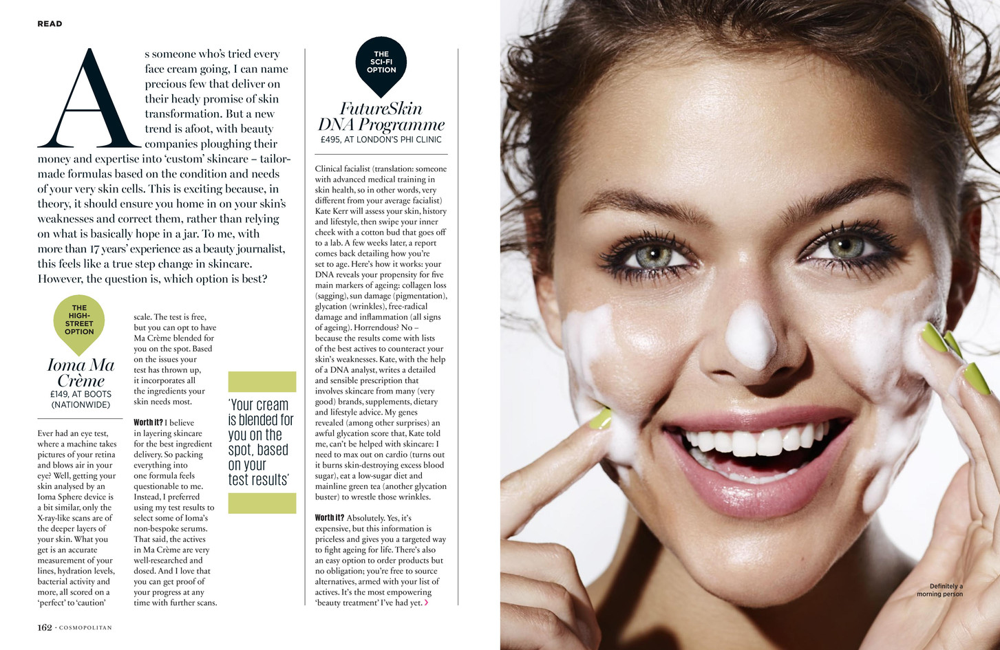 Does your skin need therapy? – Cosmopolitan