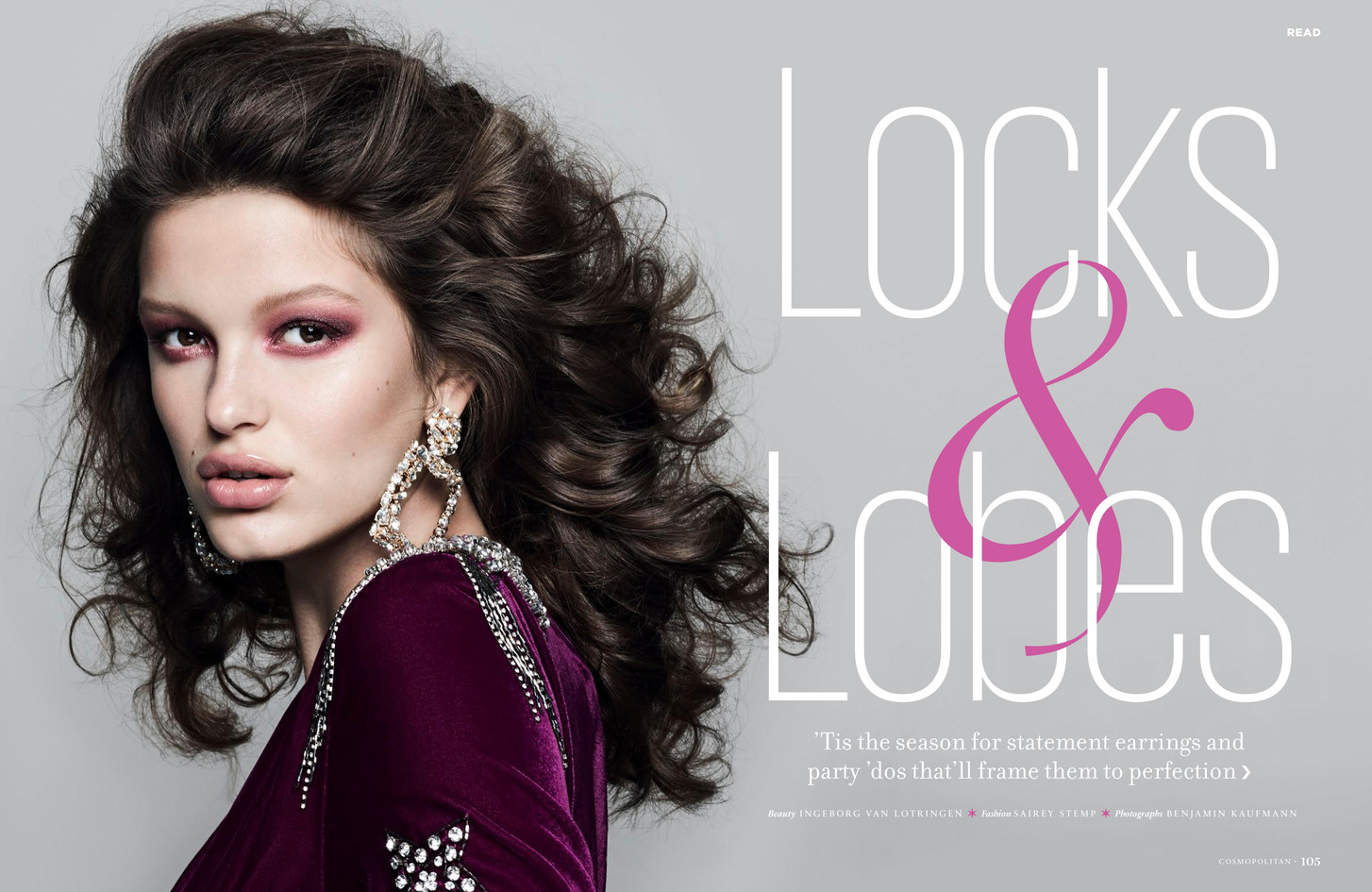 Locks & Lobes – Cosmopolitan