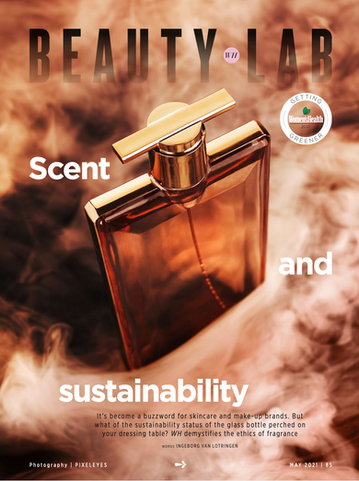 Scent and sustainability
