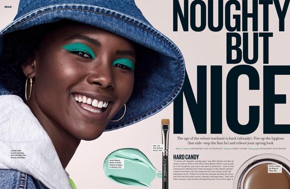 Noughty but nice – Cosmopolitan