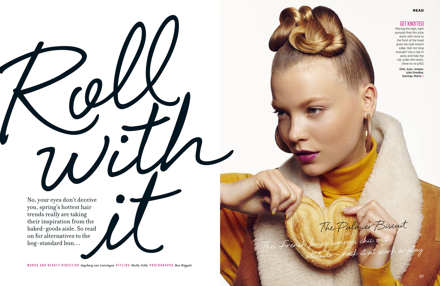 Roll with it – Cosmopolitan