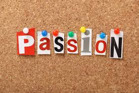 If there's passion, there's success.