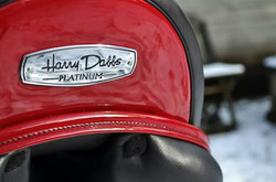 Harry Dabbs - Cherry Red cantle