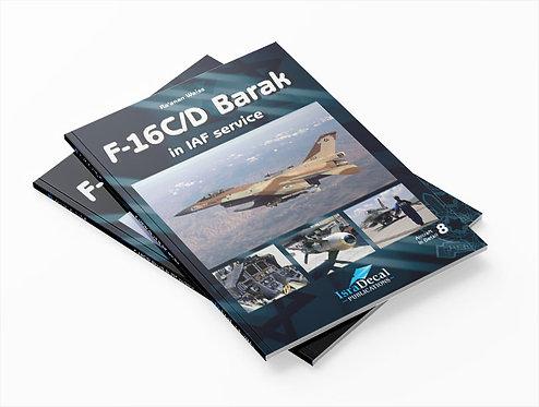 F-16C/D 'Barak' in IAF Service