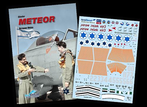 Meteor Bundle - Publication+Decal 1:48