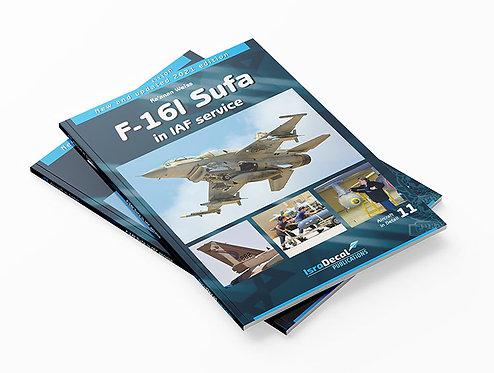 F-16I 'Sufa' in IAF Service (2021 Edition)
