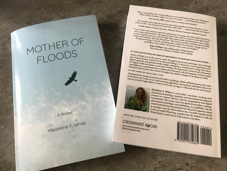 Women Can Save The World: Mother Of Floods by Madeleine F. White