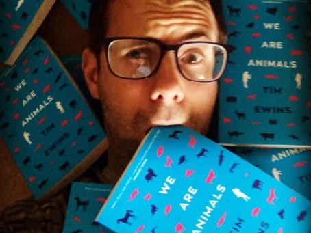 Comic Writing: Tim Ewins and We Are Animals