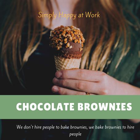 Opeens smaakt deze brownie heel anders