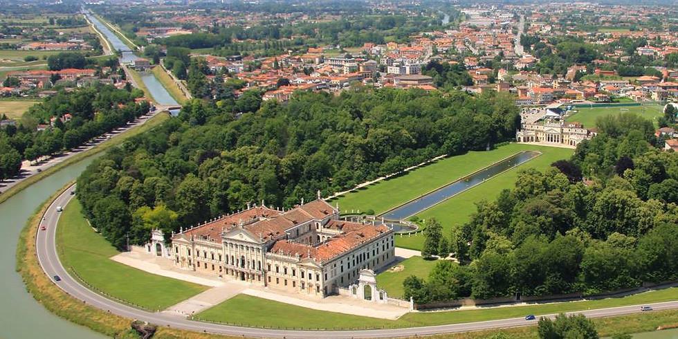 9 Maggio: in battello dal Portello a Stra e visita di Villa Pisani