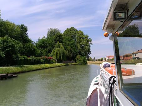 Cosa fare a Padova: Tour in battello nei Canali di Padova e visita guidata della città