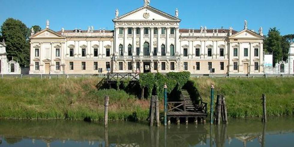 3 Febbraio ore 14,00: visita guidata di Villa Pisani a Stra e tour in battello con cioccolata e vin brulé