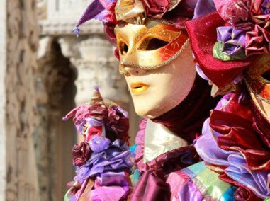 Sabato 2 marzo: Carnevale lungo la Riviera del Brenta