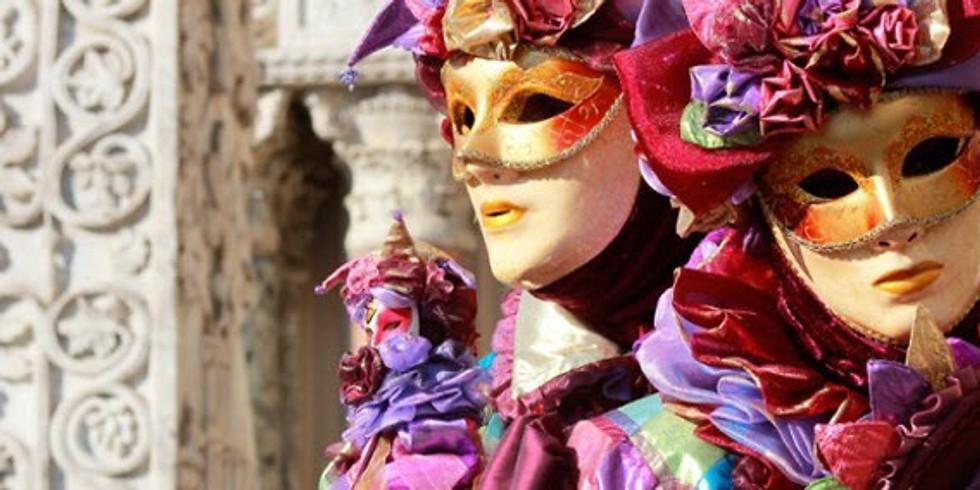 2 Marzo ore 14,30: il Carnevale dei bambini; festa in Villa e passeggiata in battello