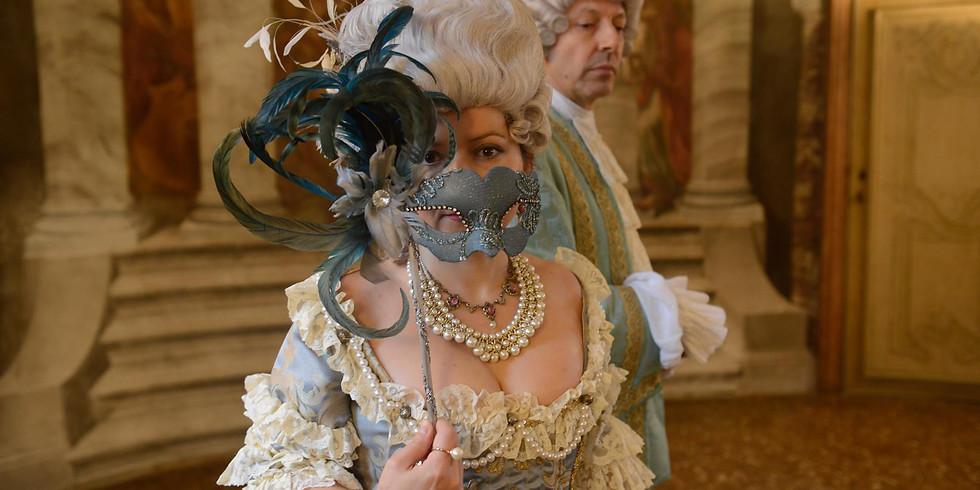 """4 Settembre: visita """"animata"""" di Villa Pisani a Stra  e  colazione in battello lungo la Riviera del Brenta"""