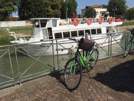 Riviera del Brenta in bicicletta e in barca e visita alle ville venete