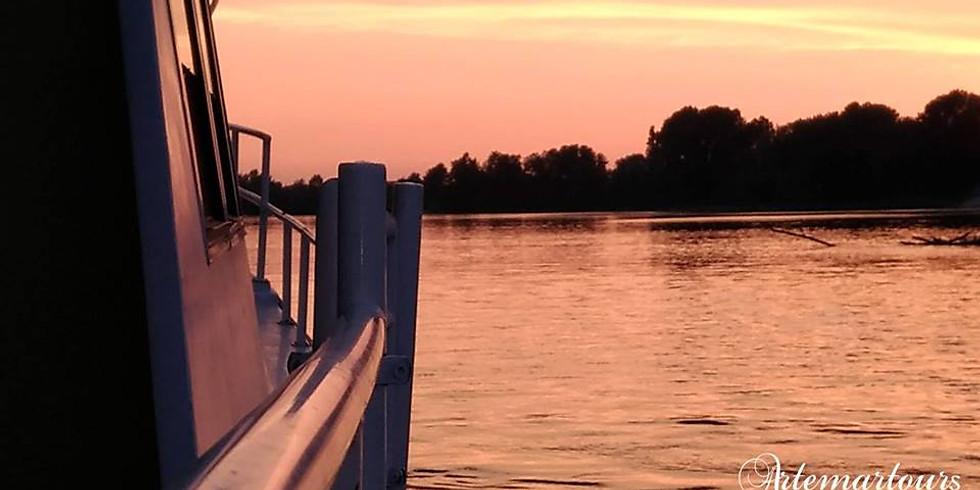 27 Giugno ore 20,00: Padova Fluviale Serale