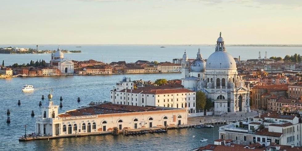 Venezia: Basilica di Santa Maria della Salute e Scuola Grande dei Carmini