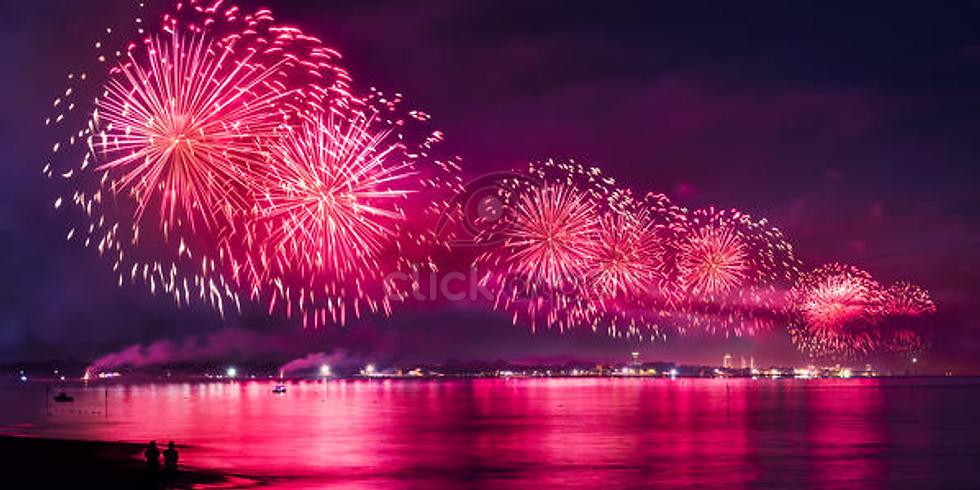"""29 agosto """"Beach on Fire"""" in motonave: Fuochi del litorale del Cavallino"""
