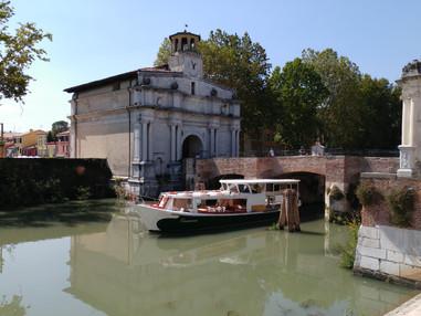 """Tour in battello e visita guidata di Padova """"città d'acque"""":         sabato 30 marzo,"""
