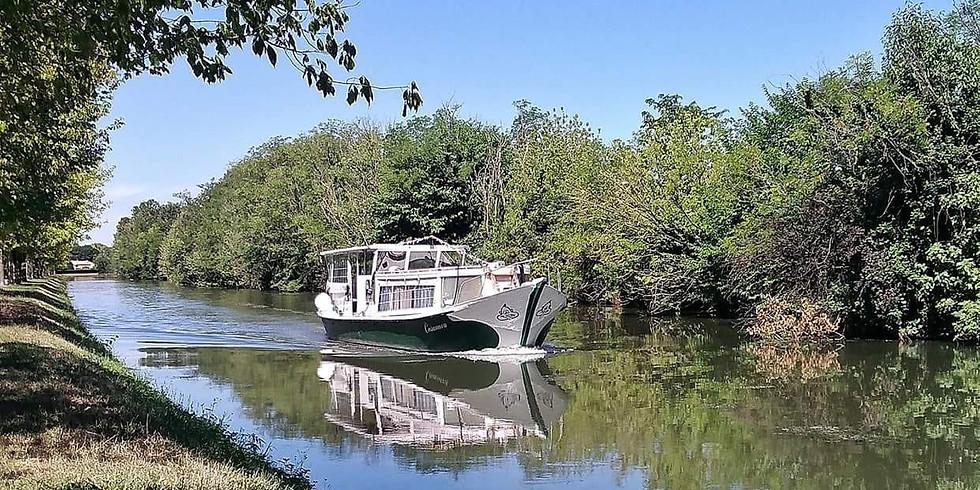 13 Giugno Padova Fluviale Serale: in barca all'aria aperta