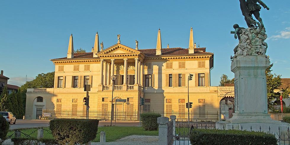 In battello da Padova a Stra e visita di Villa Foscarini