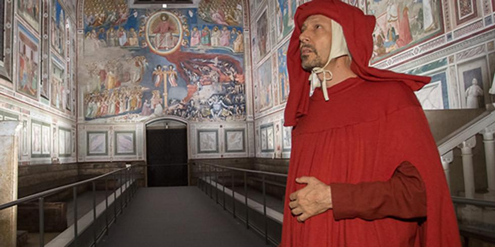 9 Giugno EVENTO RINVIATO: Aperitivo in battello e visita animata alla Cappella degli Scrovegni capolavoro di Giotto