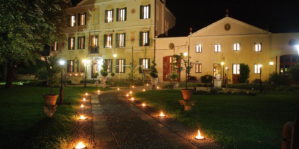 31 Ottobre: Riviera del Brenta a lume di candela