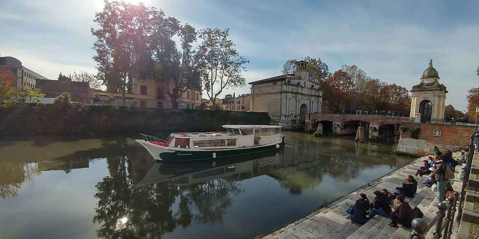 Evento Posticipato: 20 Giugno ore 20,00  Padova Fluviale Serale: in barca all'aria aperta !